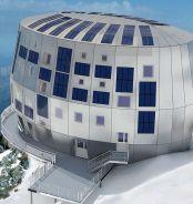 Nouveau refuge du Goûter : l'architecture durable au sommet